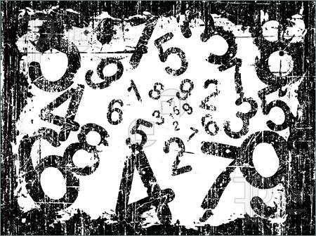 Grunge-Number-Background-460426